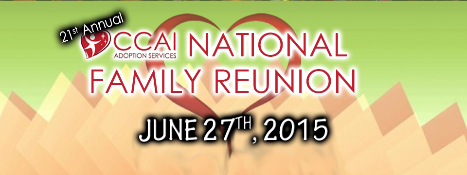 CCAI national reunion