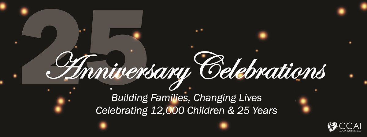 CCAI 25th Anniversary Celebration